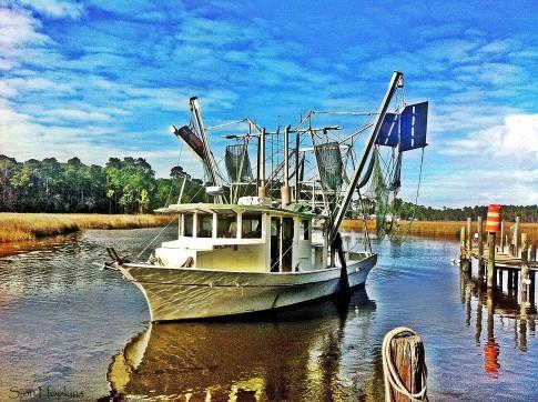 crab-boat